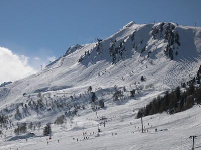 Les Masses - Skigebiet 4 Vallées