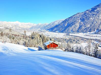 Chalet Viehstadl Zillertal
