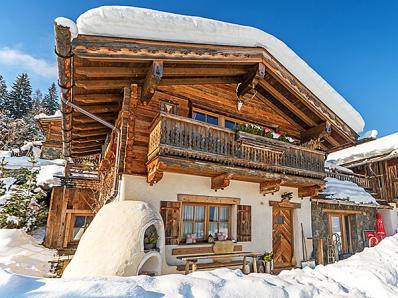 Alpenhütte Flachau P04 -  (eksempel)
