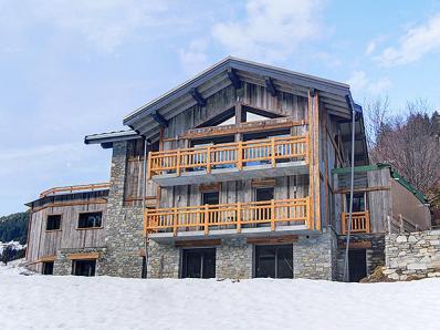 Champagny Mountain Lodge 12P