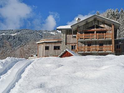 Chalet Mountain Paradise