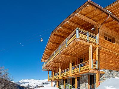 Chalet Paradise Pearl